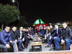 Trabzon'lu Team Doblo'cular Akçaabat'ta Buluştu