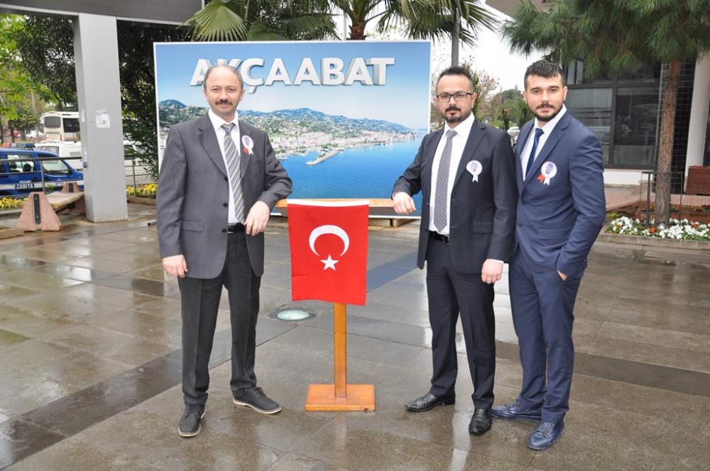 Akçaabat'ta Türk Polis Teşkilatının 174. Kuruluş Yıl Dönümü Kutlandı galerisi resim 30