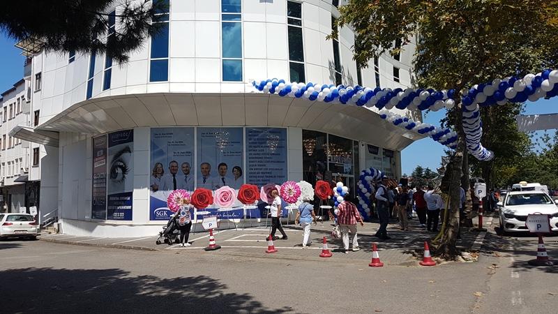 Beş Yıldızlı Kuzey Göz Hastalıkları Merkezi Trabzon'da Açıldı galerisi resim 1
