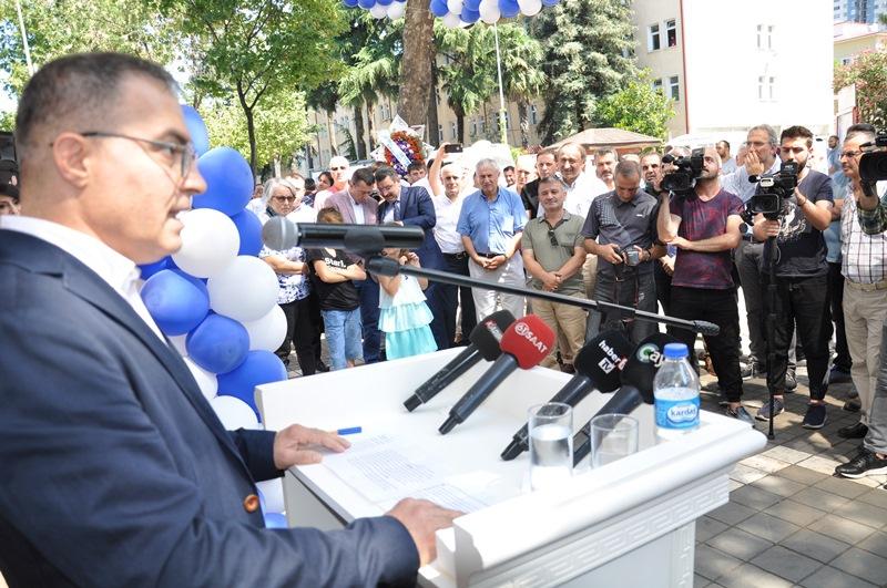 Beş Yıldızlı Kuzey Göz Hastalıkları Merkezi Trabzon'da Açıldı galerisi resim 106