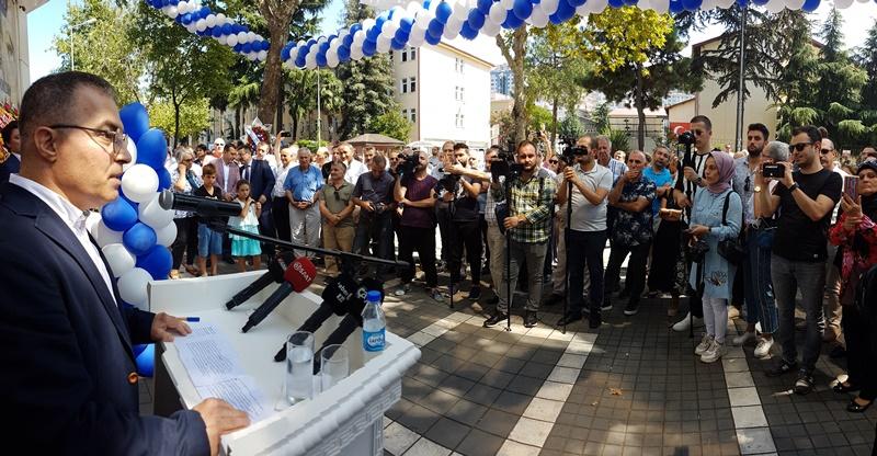 Beş Yıldızlı Kuzey Göz Hastalıkları Merkezi Trabzon'da Açıldı galerisi resim 11
