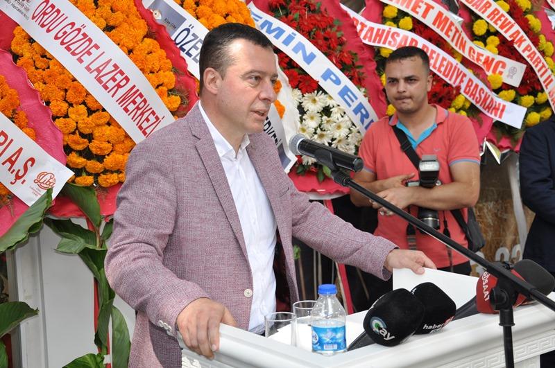 Beş Yıldızlı Kuzey Göz Hastalıkları Merkezi Trabzon'da Açıldı galerisi resim 114