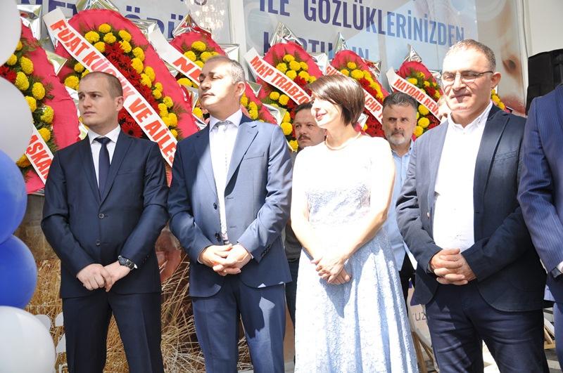 Beş Yıldızlı Kuzey Göz Hastalıkları Merkezi Trabzon'da Açıldı galerisi resim 129