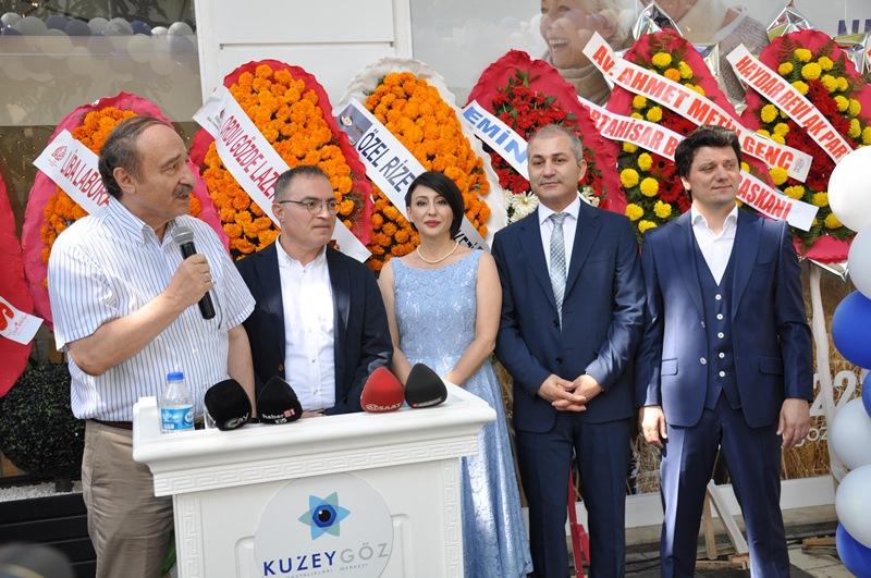 Beş Yıldızlı Kuzey Göz Hastalıkları Merkezi Trabzon'da Açıldı galerisi resim 136