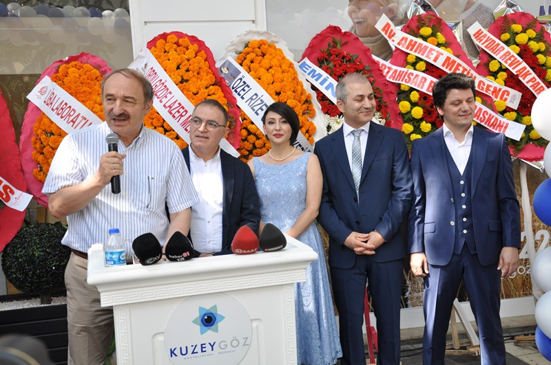 Beş Yıldızlı Kuzey Göz Hastalıkları Merkezi Trabzon'da Açıldı galerisi resim 137