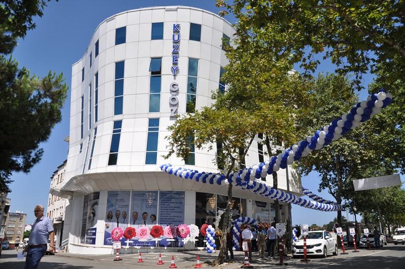 Beş Yıldızlı Kuzey Göz Hastalıkları Merkezi Trabzon'da Açıldı galerisi resim 14