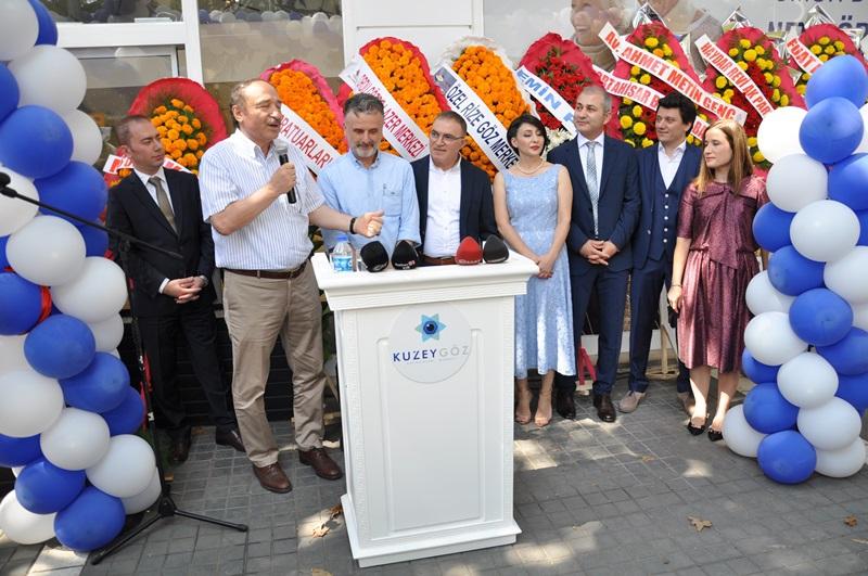 Beş Yıldızlı Kuzey Göz Hastalıkları Merkezi Trabzon'da Açıldı galerisi resim 146