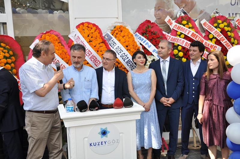 Beş Yıldızlı Kuzey Göz Hastalıkları Merkezi Trabzon'da Açıldı galerisi resim 147