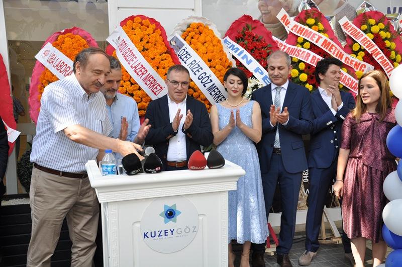Beş Yıldızlı Kuzey Göz Hastalıkları Merkezi Trabzon'da Açıldı galerisi resim 148