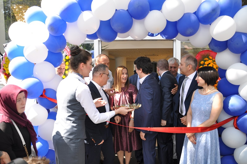 Beş Yıldızlı Kuzey Göz Hastalıkları Merkezi Trabzon'da Açıldı galerisi resim 150