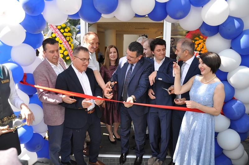 Beş Yıldızlı Kuzey Göz Hastalıkları Merkezi Trabzon'da Açıldı galerisi resim 151