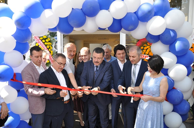 Beş Yıldızlı Kuzey Göz Hastalıkları Merkezi Trabzon'da Açıldı galerisi resim 152