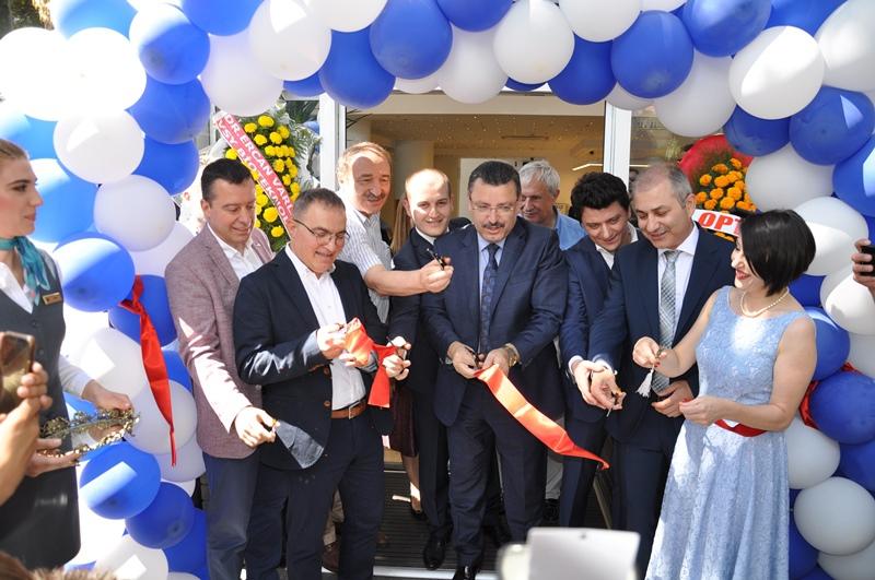Beş Yıldızlı Kuzey Göz Hastalıkları Merkezi Trabzon'da Açıldı galerisi resim 154