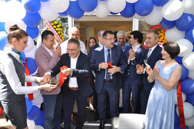 Beş Yıldızlı Kuzey Göz Hastalıkları Merkezi Trabzon'da Açıldı galerisi resim 156