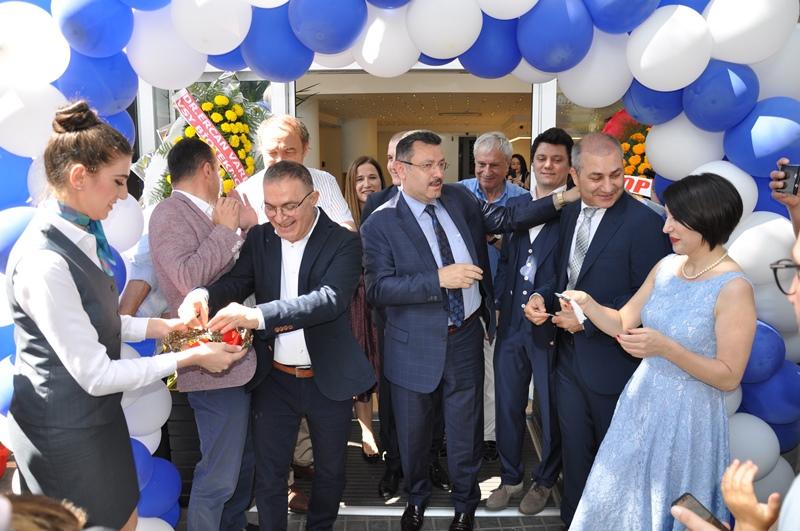 Beş Yıldızlı Kuzey Göz Hastalıkları Merkezi Trabzon'da Açıldı galerisi resim 157