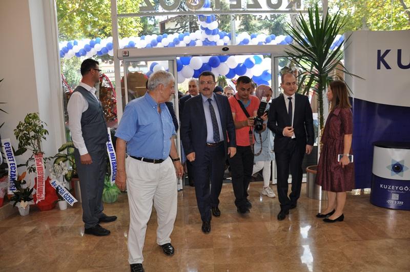 Beş Yıldızlı Kuzey Göz Hastalıkları Merkezi Trabzon'da Açıldı galerisi resim 158