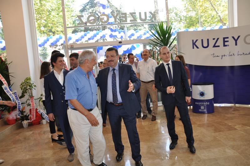Beş Yıldızlı Kuzey Göz Hastalıkları Merkezi Trabzon'da Açıldı galerisi resim 160