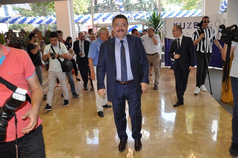 Beş Yıldızlı Kuzey Göz Hastalıkları Merkezi Trabzon'da Açıldı galerisi resim 161