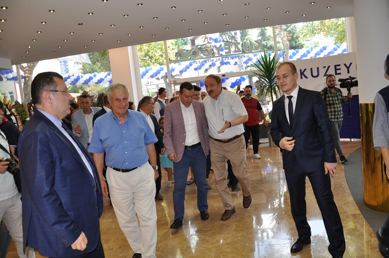 Beş Yıldızlı Kuzey Göz Hastalıkları Merkezi Trabzon'da Açıldı galerisi resim 162