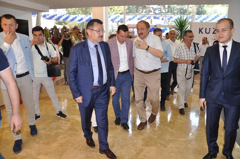 Beş Yıldızlı Kuzey Göz Hastalıkları Merkezi Trabzon'da Açıldı galerisi resim 163
