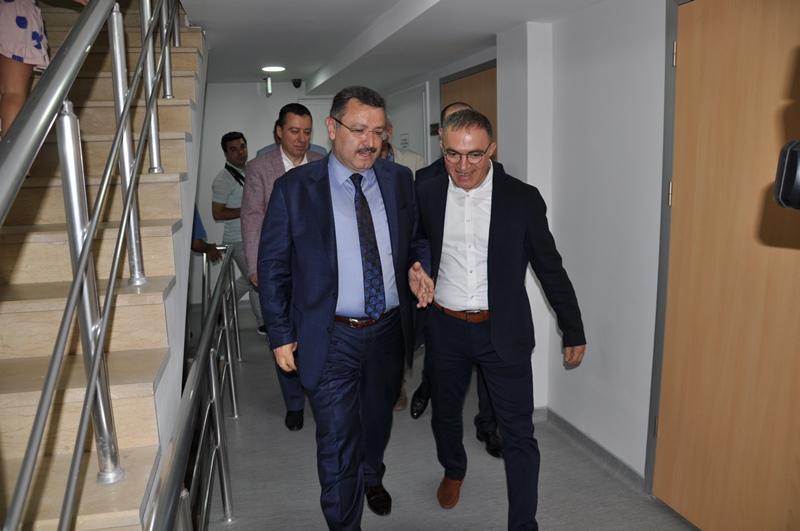 Beş Yıldızlı Kuzey Göz Hastalıkları Merkezi Trabzon'da Açıldı galerisi resim 165
