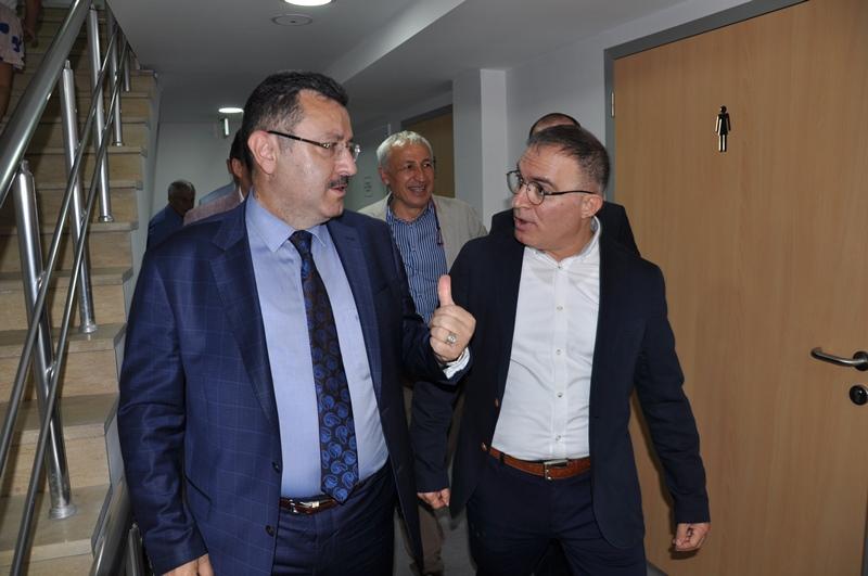 Beş Yıldızlı Kuzey Göz Hastalıkları Merkezi Trabzon'da Açıldı galerisi resim 166