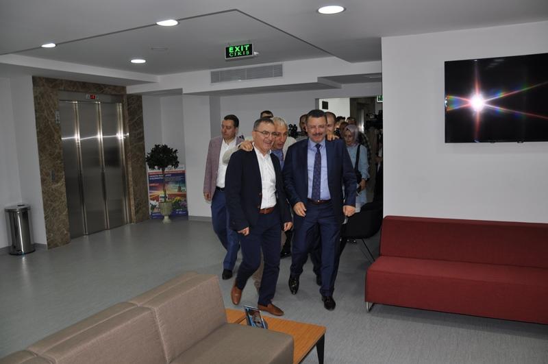 Beş Yıldızlı Kuzey Göz Hastalıkları Merkezi Trabzon'da Açıldı galerisi resim 168