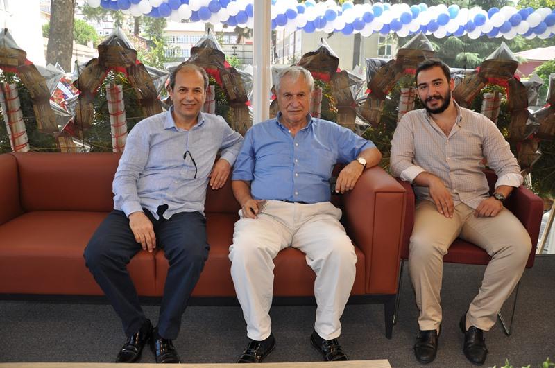 Beş Yıldızlı Kuzey Göz Hastalıkları Merkezi Trabzon'da Açıldı galerisi resim 17