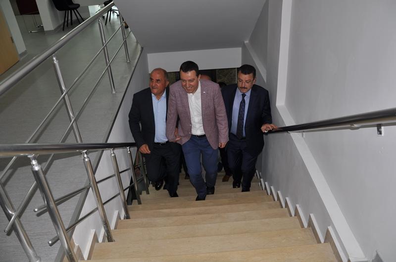 Beş Yıldızlı Kuzey Göz Hastalıkları Merkezi Trabzon'da Açıldı galerisi resim 170