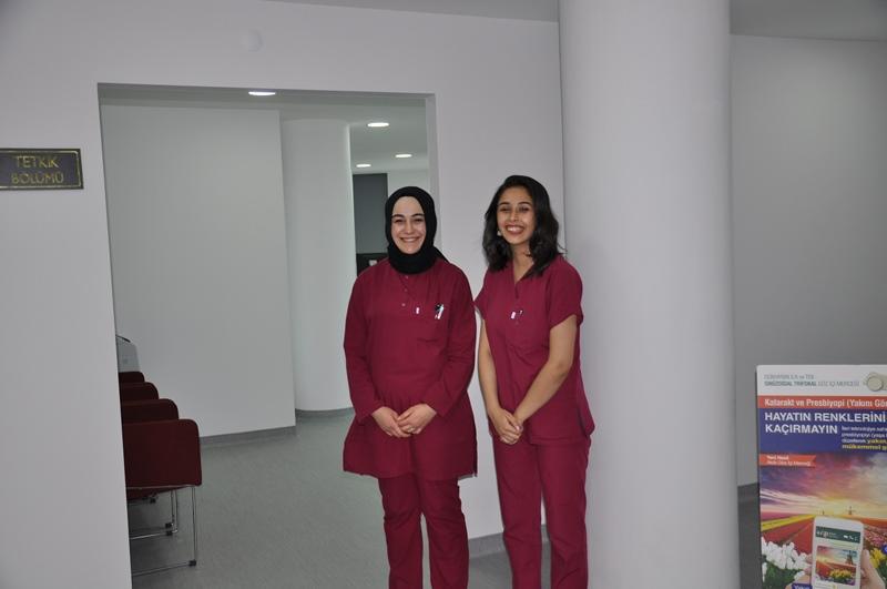 Beş Yıldızlı Kuzey Göz Hastalıkları Merkezi Trabzon'da Açıldı galerisi resim 172