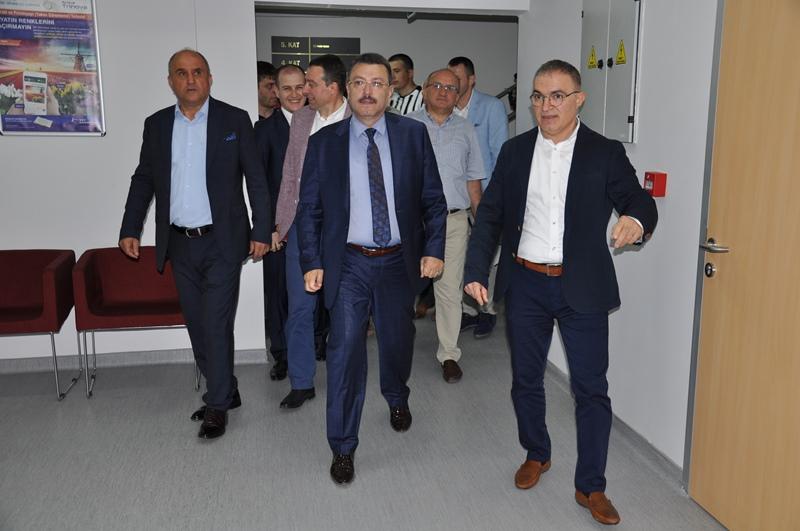 Beş Yıldızlı Kuzey Göz Hastalıkları Merkezi Trabzon'da Açıldı galerisi resim 174