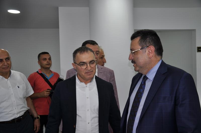 Beş Yıldızlı Kuzey Göz Hastalıkları Merkezi Trabzon'da Açıldı galerisi resim 175