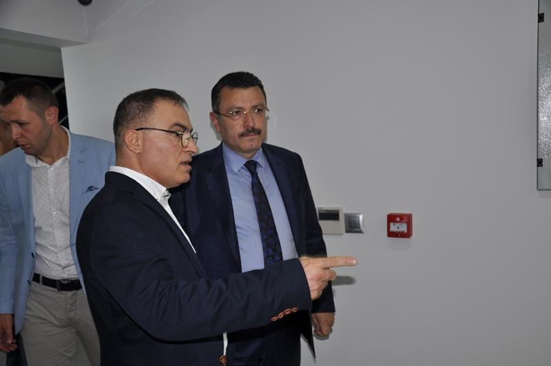 Beş Yıldızlı Kuzey Göz Hastalıkları Merkezi Trabzon'da Açıldı galerisi resim 176