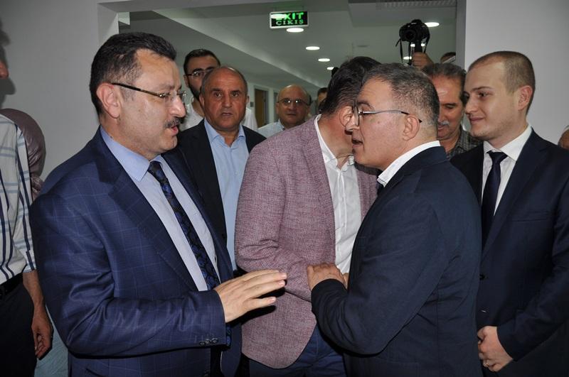 Beş Yıldızlı Kuzey Göz Hastalıkları Merkezi Trabzon'da Açıldı galerisi resim 179