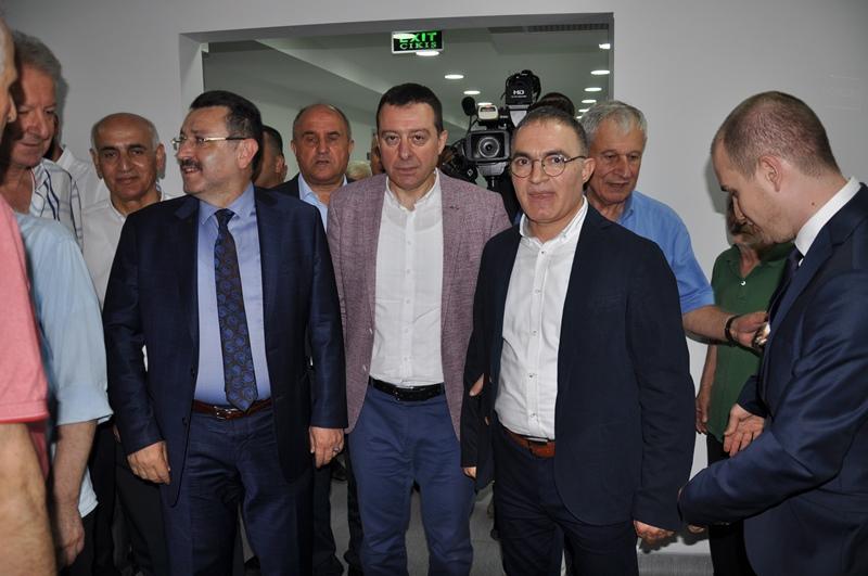 Beş Yıldızlı Kuzey Göz Hastalıkları Merkezi Trabzon'da Açıldı galerisi resim 180