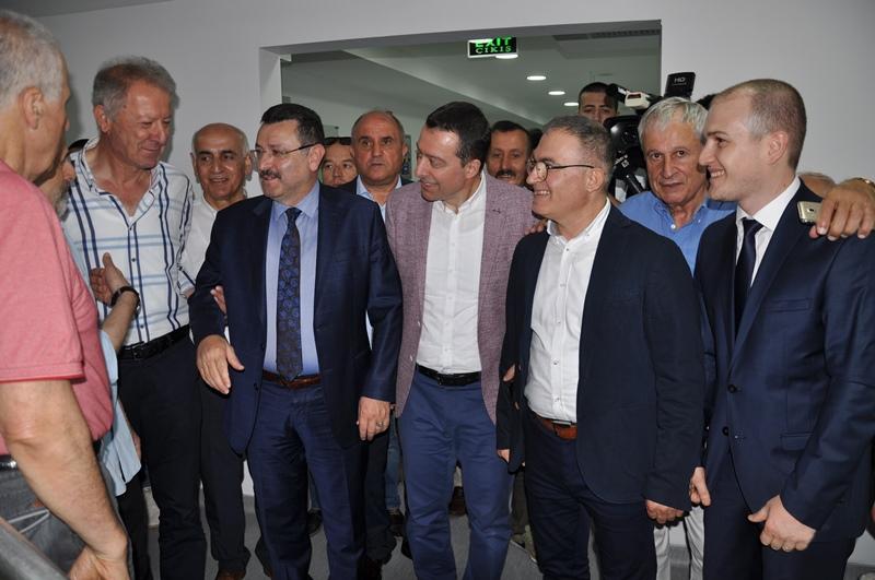 Beş Yıldızlı Kuzey Göz Hastalıkları Merkezi Trabzon'da Açıldı galerisi resim 181