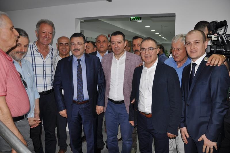Beş Yıldızlı Kuzey Göz Hastalıkları Merkezi Trabzon'da Açıldı galerisi resim 182