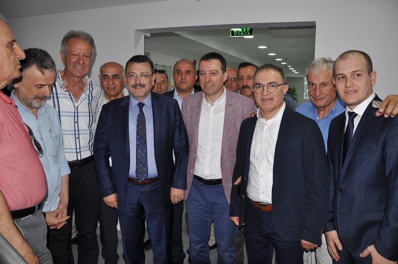 Beş Yıldızlı Kuzey Göz Hastalıkları Merkezi Trabzon'da Açıldı galerisi resim 183