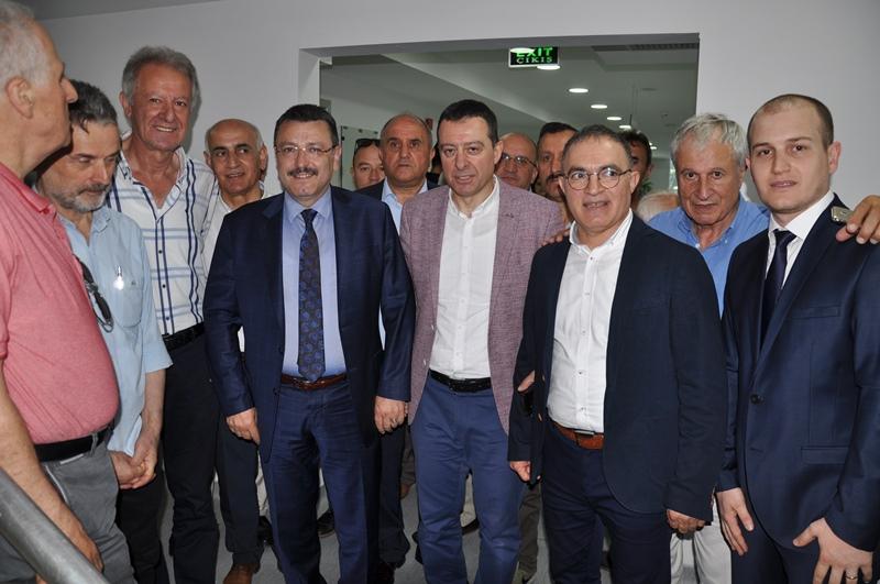 Beş Yıldızlı Kuzey Göz Hastalıkları Merkezi Trabzon'da Açıldı galerisi resim 184