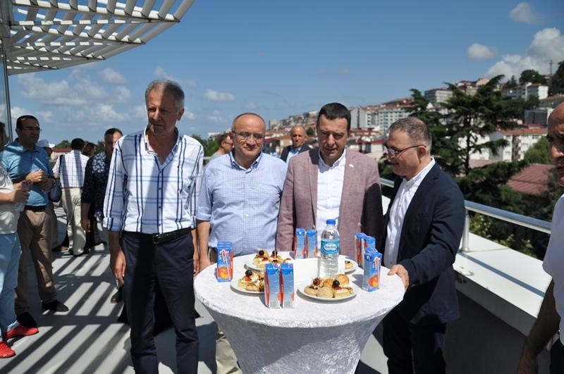 Beş Yıldızlı Kuzey Göz Hastalıkları Merkezi Trabzon'da Açıldı galerisi resim 186