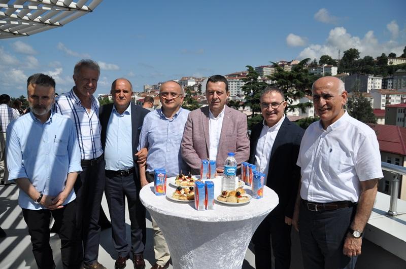 Beş Yıldızlı Kuzey Göz Hastalıkları Merkezi Trabzon'da Açıldı galerisi resim 187