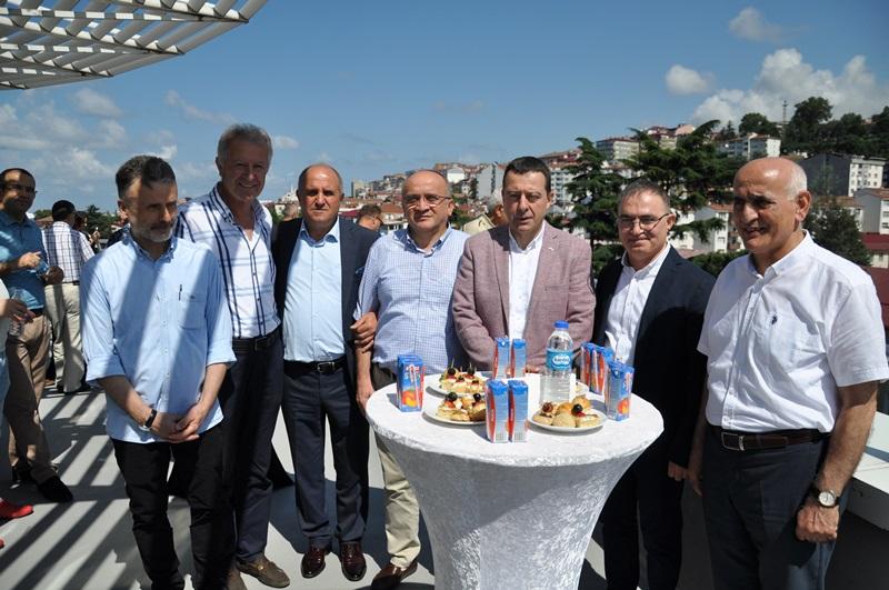 Beş Yıldızlı Kuzey Göz Hastalıkları Merkezi Trabzon'da Açıldı galerisi resim 188