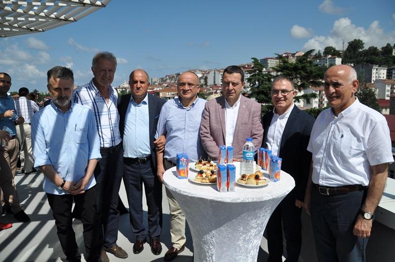 Beş Yıldızlı Kuzey Göz Hastalıkları Merkezi Trabzon'da Açıldı galerisi resim 189