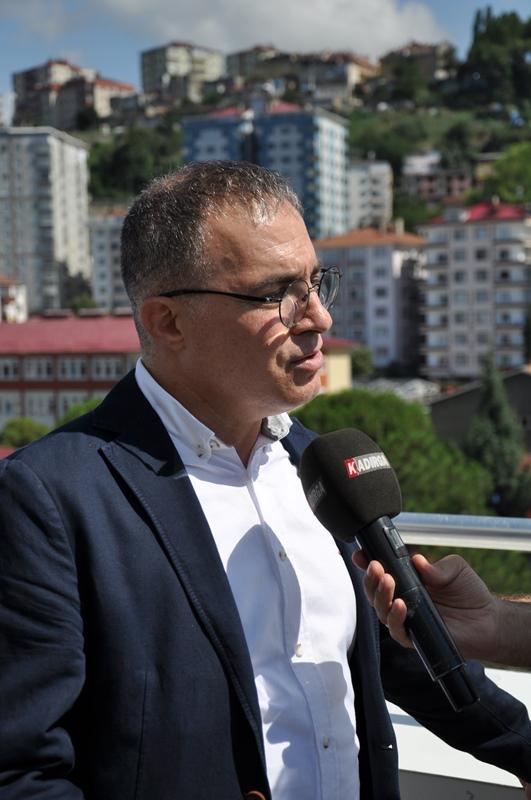 Beş Yıldızlı Kuzey Göz Hastalıkları Merkezi Trabzon'da Açıldı galerisi resim 194