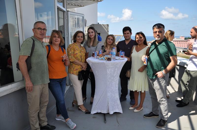 Beş Yıldızlı Kuzey Göz Hastalıkları Merkezi Trabzon'da Açıldı galerisi resim 197