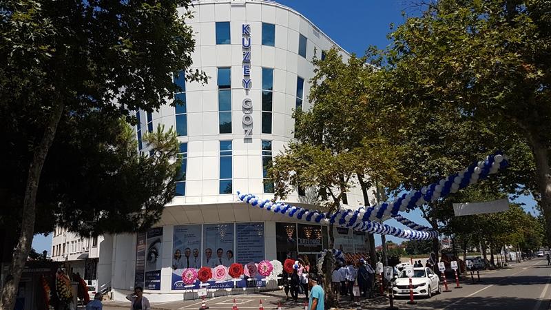 Beş Yıldızlı Kuzey Göz Hastalıkları Merkezi Trabzon'da Açıldı galerisi resim 2