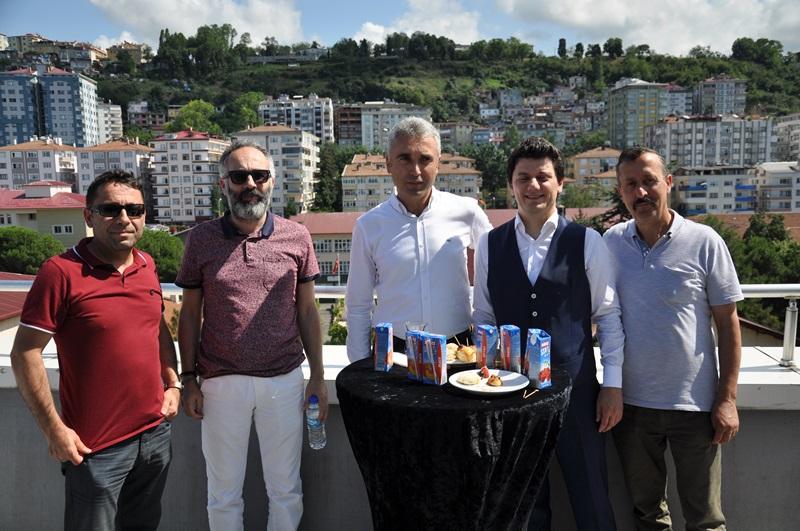 Beş Yıldızlı Kuzey Göz Hastalıkları Merkezi Trabzon'da Açıldı galerisi resim 200