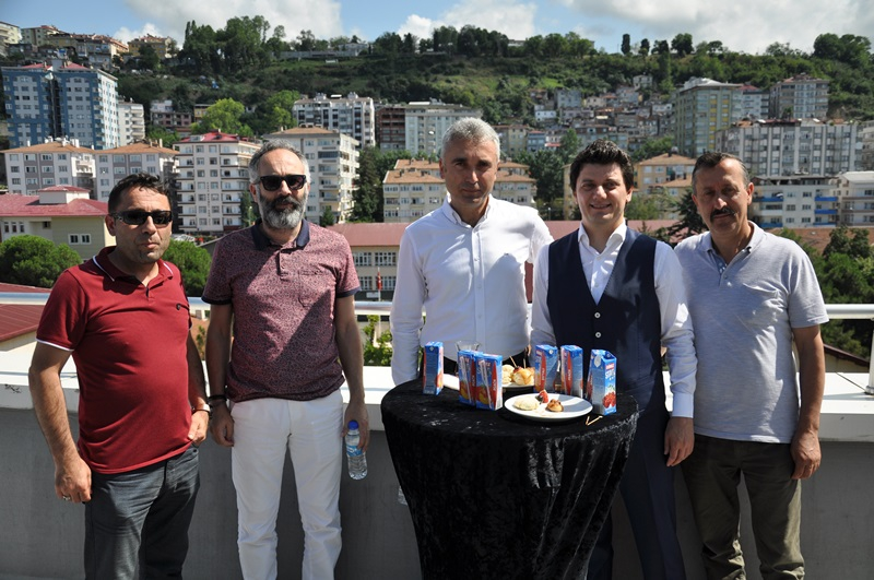 Beş Yıldızlı Kuzey Göz Hastalıkları Merkezi Trabzon'da Açıldı galerisi resim 201