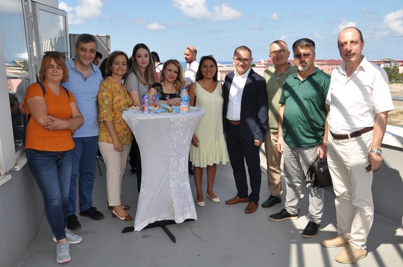Beş Yıldızlı Kuzey Göz Hastalıkları Merkezi Trabzon'da Açıldı galerisi resim 202