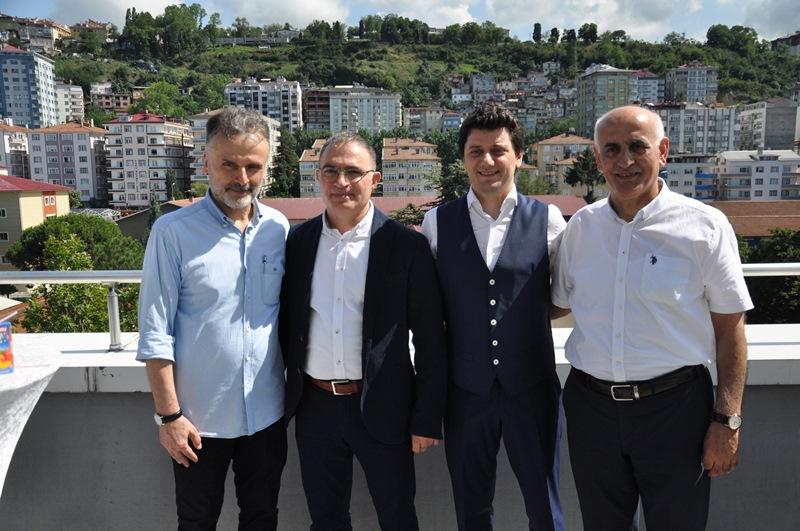 Beş Yıldızlı Kuzey Göz Hastalıkları Merkezi Trabzon'da Açıldı galerisi resim 204